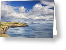 Blackball Head And Bantry Bay Greeting Card by Michael David Murphy