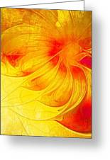 Blooming Spring Greeting Card by Amanda Moore