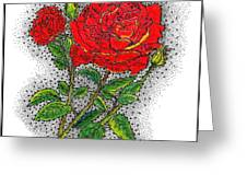 Blooming Too Greeting Card by Glenn McCarthy Art and Photography