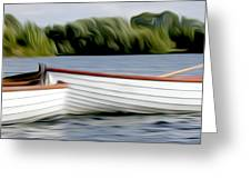 Boats Greeting Card by Stefan Petrovici