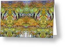Bogomil Variation 12 Greeting Card by Otto Rapp