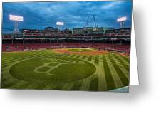 Boston Strong Greeting Card by Paul Treseler