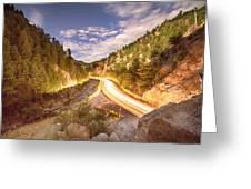 Boulder Canyon Dreamin Greeting Card by James BO  Insogna