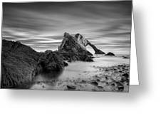 Bow Fiddle Rock 1 Greeting Card by Dave Bowman
