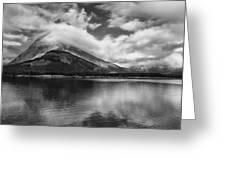 Breaking Clouds Greeting Card by Andrew Soundarajan