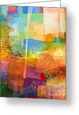 Bright Mood Greeting Card by Lutz Baar