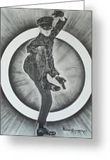 Bruce Lee Is Kato 2 Greeting Card by Sean Connolly
