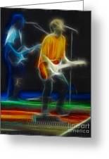 Bryan Adams-neighbors-ge17-fractal Greeting Card by Gary Gingrich Galleries