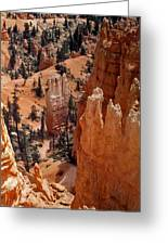 Bryce Canyon National Park 2 Greeting Card by Thomas Woolworth