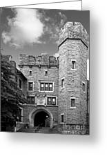 Bryn Mawr College Pembroke Greeting Card by University Icons