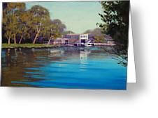 Budgewoi Creek Greeting Card by Graham Gercken