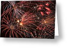 Bursting Greeting Card by Peter Tellone