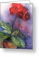 Bursting With Pride Greeting Card by Sherry Harradence