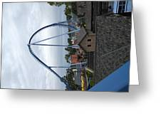 Busch Gardens - 121212 Greeting Card by DC Photographer