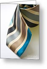 Business Tie Greeting Card by Tim Hester