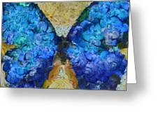 Butterfly Art - D11bb Greeting Card by Variance Collections