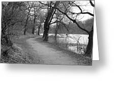 By Grenadier Pond I Greeting Card by Nicky Jameson