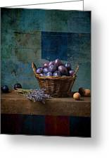 Campagnard - Rustic - S01obv Greeting Card by Variance Collections