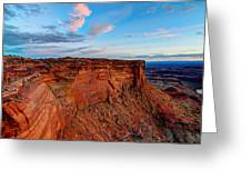 Canyonlands Delight Greeting Card by Chad Dutson
