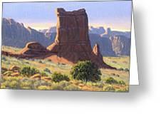 Canyonlands Greeting Card by Randy Follis