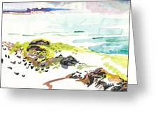 Cape Cod 2 Greeting Card by Vannucci Fine Art