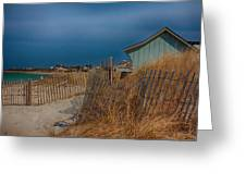 Cape Cod Memories Greeting Card by Jeff Folger