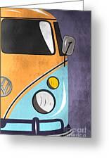 Car  Greeting Card by Mark Ashkenazi