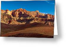 Cardines Panorama Greeting Card by Inge Johnsson