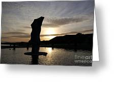 Carneros Sunset Greeting Card by Jordan Rusin