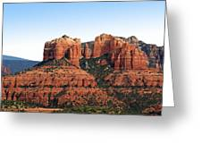 Cathedral Rock 2 Greeting Card by Ellen Henneke
