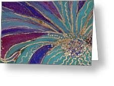 Celebration IIi Greeting Card by Anne-Elizabeth Whiteway