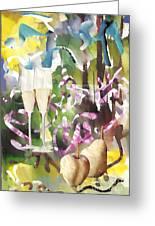 Celebration Greeting Card by Sarah Loft