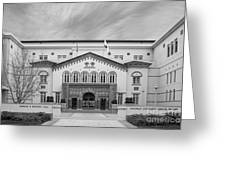 Chapman University Kennedy Hall Law School Greeting Card by University Icons