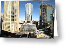 Charlotte Nc - 01139 Greeting Card by DC Photographer