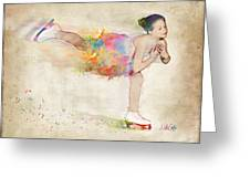 Chase Your Dreams Greeting Card by Nikki Smith