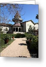 Chateau St. Jean Winery 5d22201 Greeting Card by Wingsdomain Art and Photography