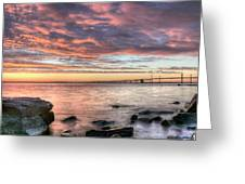 Chesapeake Splendor  Greeting Card by JC Findley