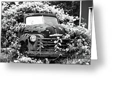 Chevrolet History Greeting Card by John Rizzuto