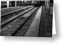 Chicago Union Station Greeting Card by Scott Norris