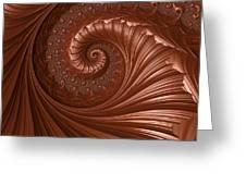 Chocolate  Greeting Card by Heidi Smith