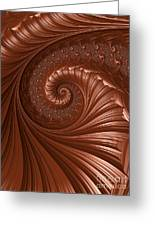 Chocolate  Greeting Card by Heidi Smith