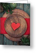 Christmas Ornaments Greeting Card by Mythja  Photography