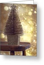 Christmas Tree Greeting Card by Amanda And Christopher Elwell