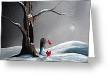 Christmas Wishes By Shawna Erback Greeting Card by Shawna Erback
