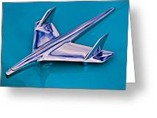 Chrome Jet 2 Greeting Card by Phil 'motography' Clark