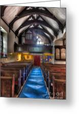 Church Of St Mary Greeting Card by Adrian Evans
