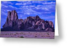 Church Rock Greeting Card by Garry Gay