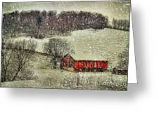 Circa 1855 Greeting Card by Lois Bryan