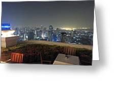 City Life - Bangkok Thailand - 01137 Greeting Card by DC Photographer
