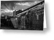 Cityscape 26 B Nola Greeting Card by Otri  Park